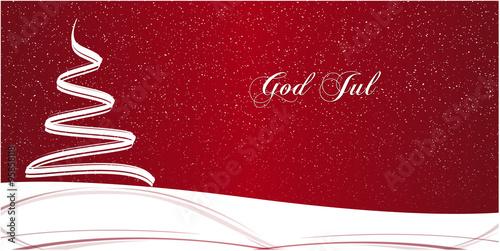 Frohe Weihnachten Schwedisch.Frohe Weihnachten Schwedisch Stockfotos Und Lizenzfreie