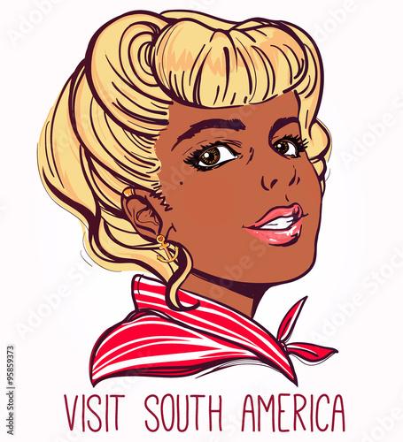 Latin America Poster 76