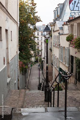 quot escalier de la butte de montmartre quot stock photo and royalty free images on fotolia pic