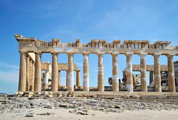 Acropolis Parthenon in Athens Greece