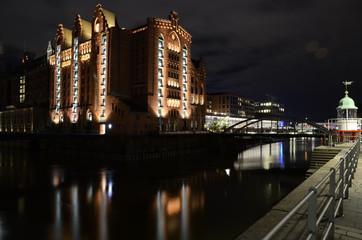 Hamburg, die Perle Deutschlands