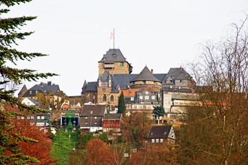 Schloss Burg an der Wupper, Deutschland