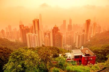 Wall Mural - Hong Kong