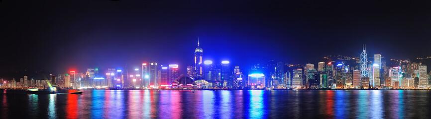 Fototapete - Hong Kong