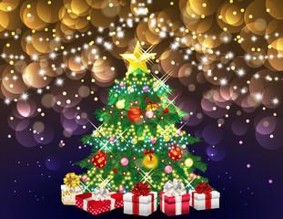 クリスマスツリー37