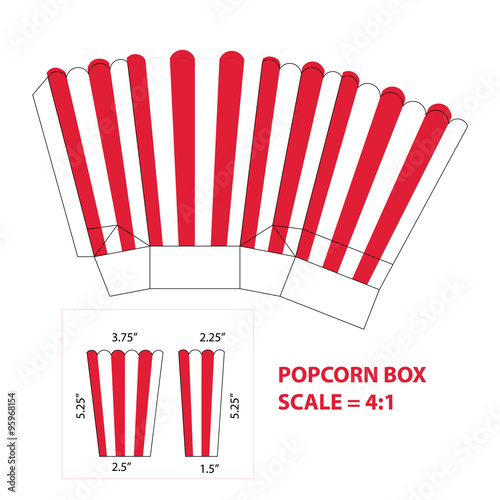 Template popcorn boxed and packaging stripes design vector ps 10 template popcorn boxed and packaging stripes design vector ps 10 hi res jpg pronofoot35fo Image collections