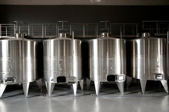 Wine Tanks - Mendoza - Argentina