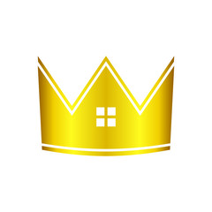 Initial M Housing Real Estate Golden Crown