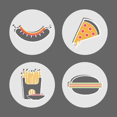 Fast food Restaurant Cafe Menu pictures