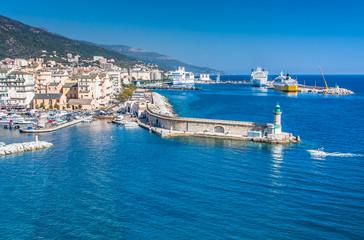port de Bastia, Corse