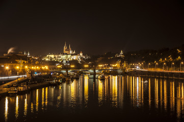 Romantic Prague