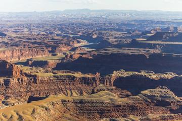 Desert Landscape of Dead Horse State Park