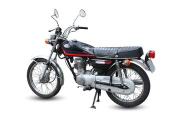 Moto 125cc vintage