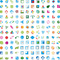 Große Logos Sammlung, Kreative Logo Set 4