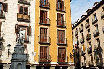Madrid, Plaza de la Provinzia