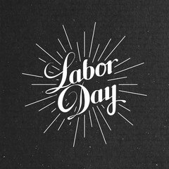 Labor Day. Vector illustration