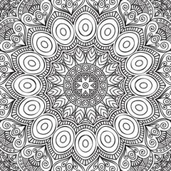 Mandala. Coloring page
