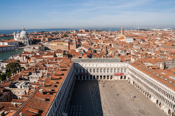 Piazza San Marco , Venezia, Veneto , Italia