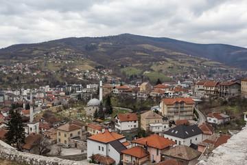 Medieval fortified building in Travnik 16