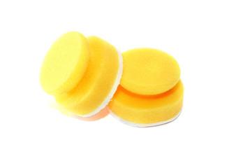 Two Kitchen Sponges