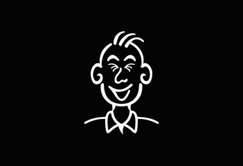 Emotions logo vector