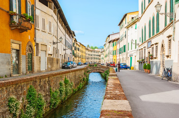 The Fosso street