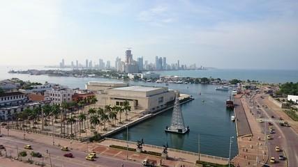 Panorámica Cartagena Colombia
