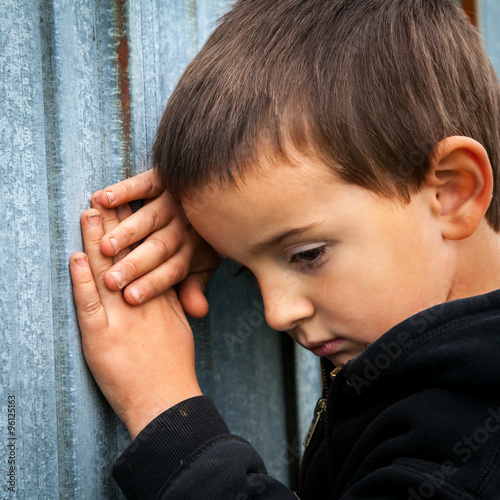 """Homeless Boy Gets Bedroom For Christmas: """"Sad Homeless Boy"""" Stock Photo And Royalty-free Images On"""