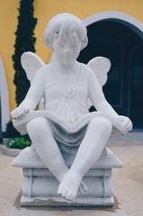 Beautiful Sculpture Cubic's statue