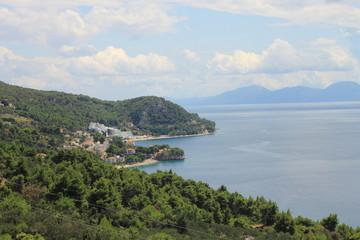 Adriatic Sea coast,Croatia