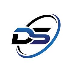 initial letter logo modern