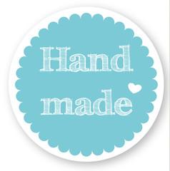 Handmade Sticker Siegel