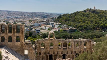 amphithéâtre de l'Acropole