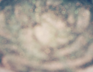 Abstract pastel bokeh blurred background,retro effect