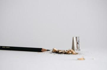 Bleistift & Spitzer