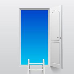 Door into sky