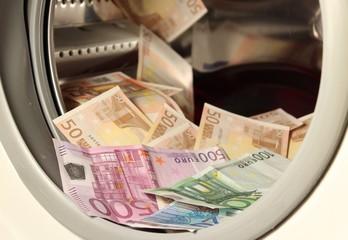 Деньги в стиральной машине