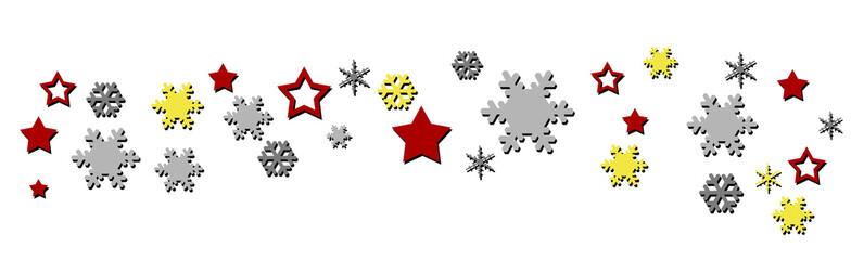 Sterne Panorama Weihnachten