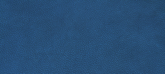 Leather blue texture Wall mural