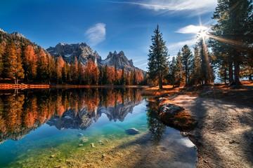 Antorno's lake