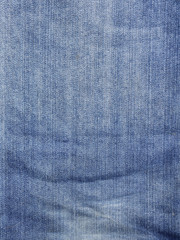 crumpled jeans background