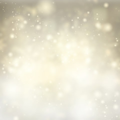 chrismas  background with sparkles