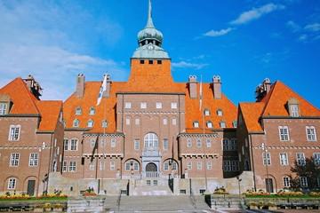 Östersund, Rathaus, Radhus