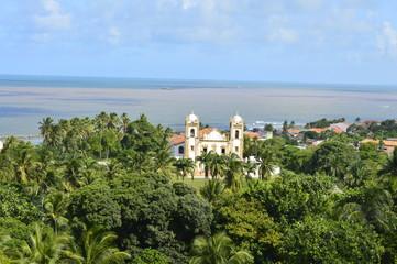 Igreja histórica de Olinda
