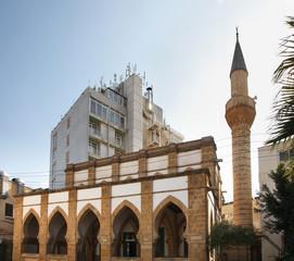 Sarayonu  mosque in Nicosia. Cyprus