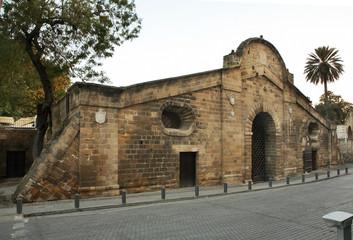 Famagusta Gate in Nicosia. Cyprus