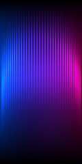 vertical banner borealis effect light background