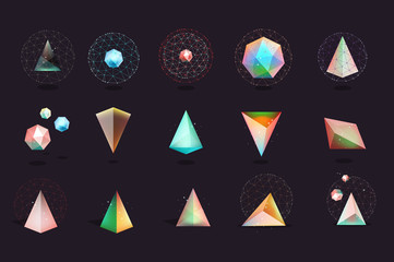 polygonal shape