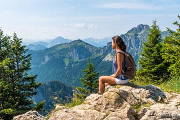 Beautiful Landscape in Allgäu -  Alps, Tegelberg