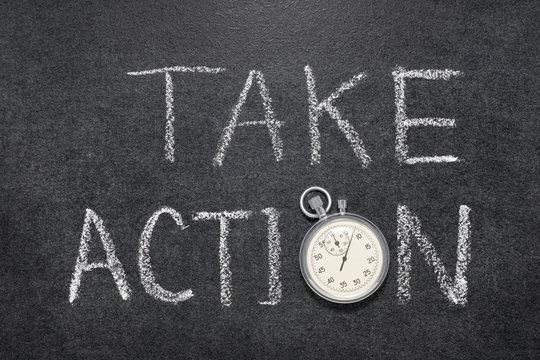 take action chb